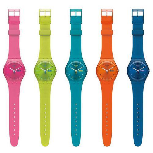 relojes colores fluor mujer2.com