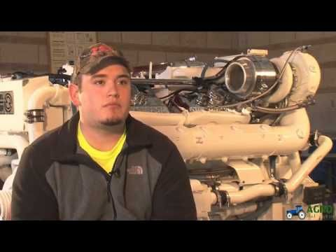 Program Spotlight  Heavy Equipment Service Engineering Technology http://www.agromachinery1.com/video_listing/program-spotlight-heavy-equipment-service-engineering-technology/
