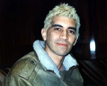 The wonderful Pat Smear of the Germs, Nirvana and Foo Fighters. Love you, Pat!