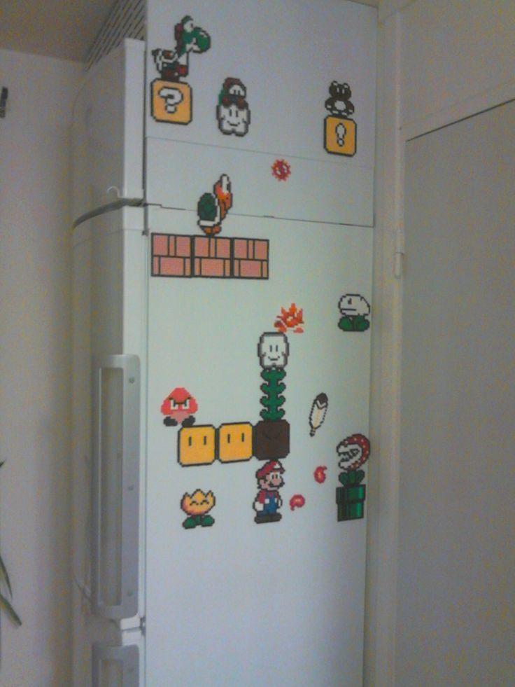 kylskåps kul