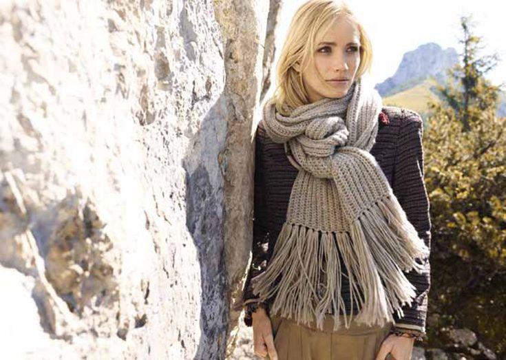 Lana Grossa SCHAL Alta Moda Alpaca | SCHAL Alta Moda Alpaca von Lana Grossa | Strickmodelle - Modell Pakete - im FILATI.cc WebShop mit Lana Grossa Produkten