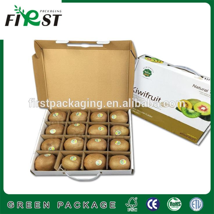 """High-quality kiwi fruit carton packaging box,fresh fruit corrugated box packaging"""
