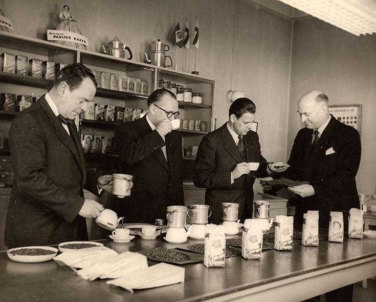 Paulig coffee