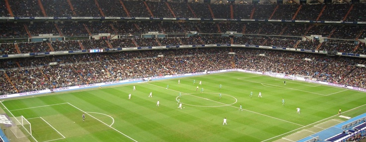 Real Madrid Tickets Distributor Santiago Bernabeu