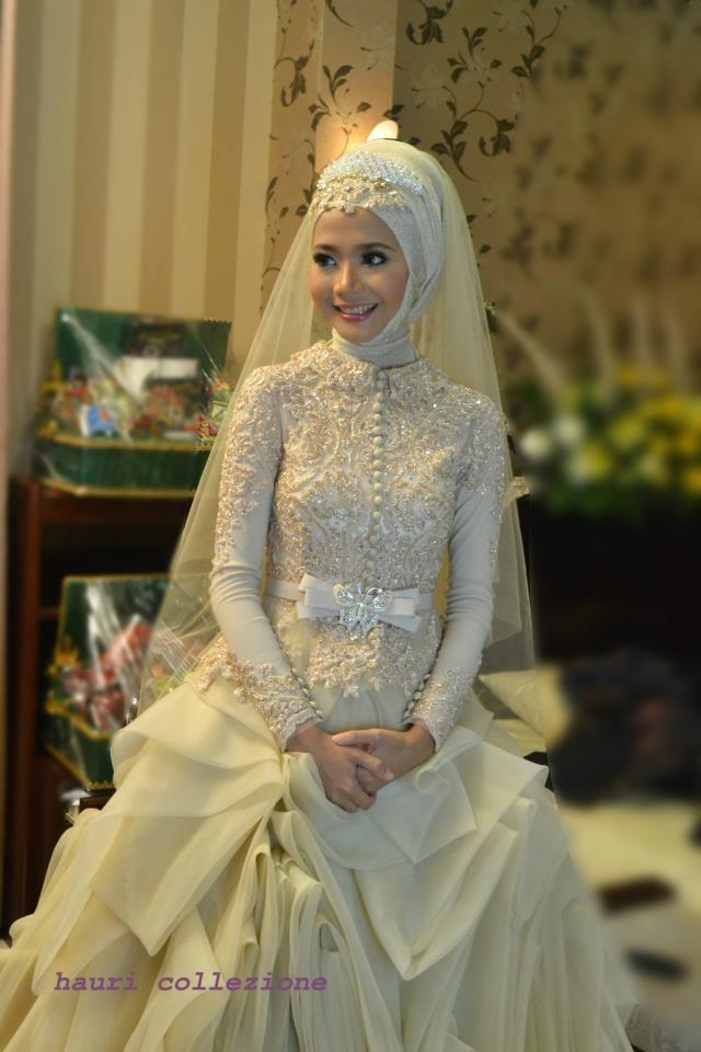 Hauri Collezione bridal gown
