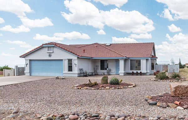 11/30/16. Well-maintained home in Foothills Ranch. 3BR/2BA w/mtn views & acreage, can easily be 4BR. Fenced back yard, Garage w/workshop, hot tub conveys, furniture & gym negotiable. 2 min from Ricardo's and Pizzeria Mimosa. Call Kathy Mullen, 520-559-3842, or email KatherineMullenRealtor@gmail.com. Tierra Antigua Realty. Direct MLS link at www.AZrealestatepress.com. Get more info on page 43 of the current REP.