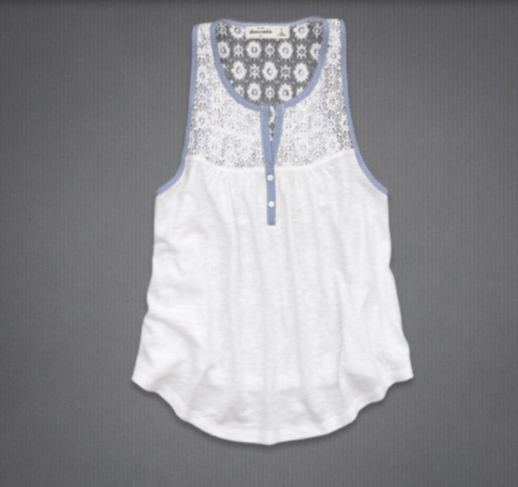 Haven Top from abercrombie kids