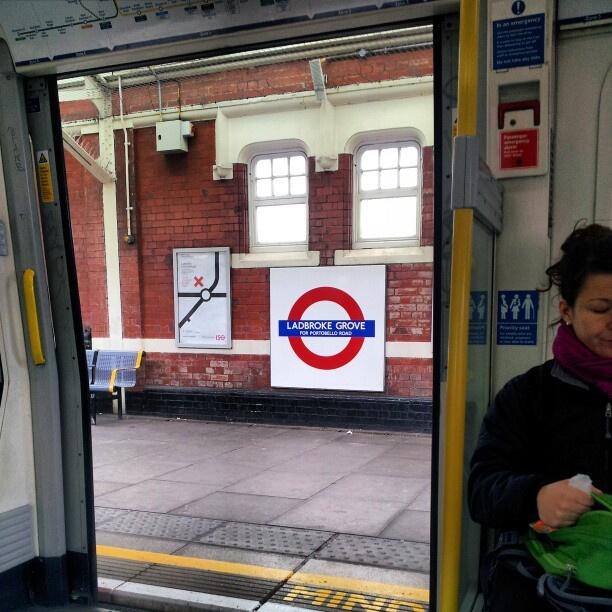 Ladbroke Grove Station