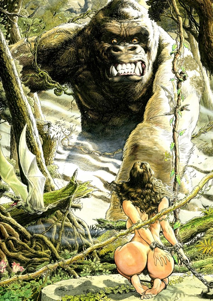 Showing Xxx Images For King Kong Anime Xxx