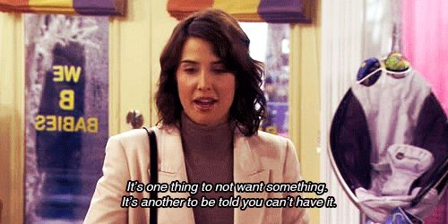 "When she dropped this pearl of wisdom. | Robin Scherbatsky's Best 22 Lines On ""How I Met Your Mother"""