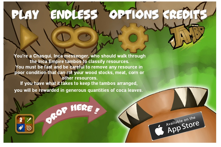 #Tambo in your IOS. Free to play