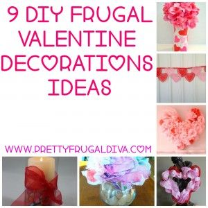 valentines day home decorations