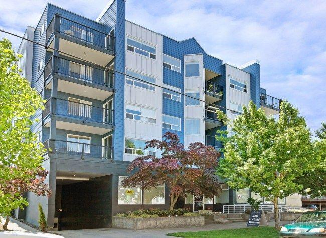 Ava Queen Anne Apartments Seattle Wa