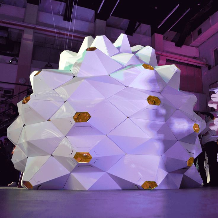 """Gallery of Cardboard Pavilion """"Get High Without Drugs"""" Wins FAB FEST Prize - 14"""