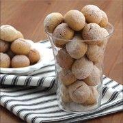 Tarçınlı kurabiye Tarifi - Resimli Yemek Tarifleri - Lezzet