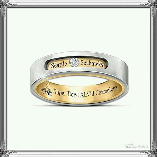 Mikes wedding ring