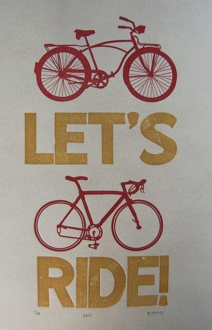Let's Ride Broadside