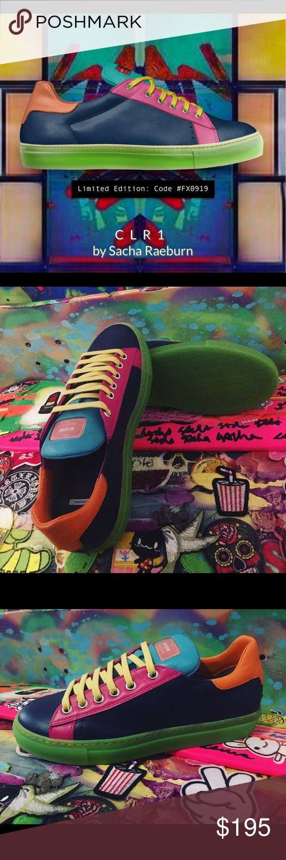 SBS Custom | Men 10.5 CLR1 is a traditional tennis shoe with derby type …   – My Posh Picks