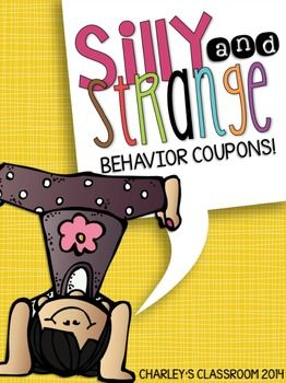 Silly and Strange Behavior Coupons
