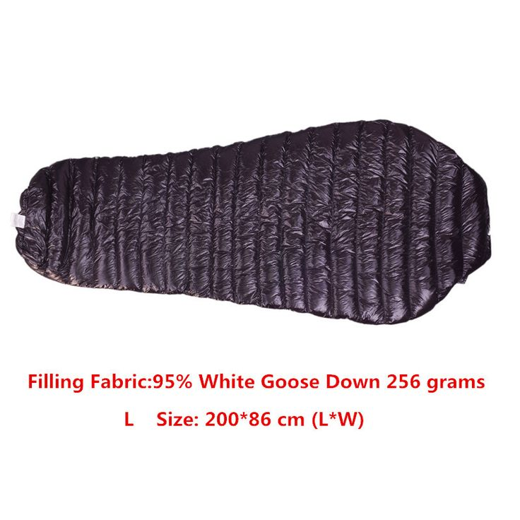 Cheap sleeping bag black, Buy Quality down sleeping bag directly from China sleeping bag Suppliers: AEGISMAX Goose Down Outdoor Urltra-Light Sleeping Bag 3-Season Lengthened Mummy Down Sleeping Bag Black 200x80cm