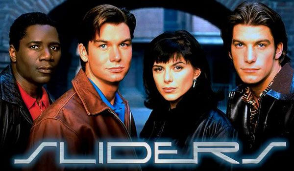 Science Fiction TV Shows 90 S | The 90's science-fiction TV show Sliders , starring Jerry O ...