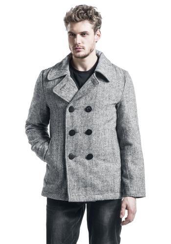 Pea Coat - Winterjacke von R.E.D. by EMP