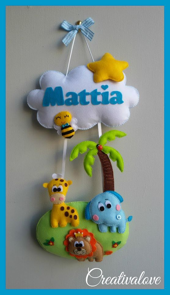 Favori 47 best Fiocchi Nascita images on Pinterest | Names, Baby ideas  LP06