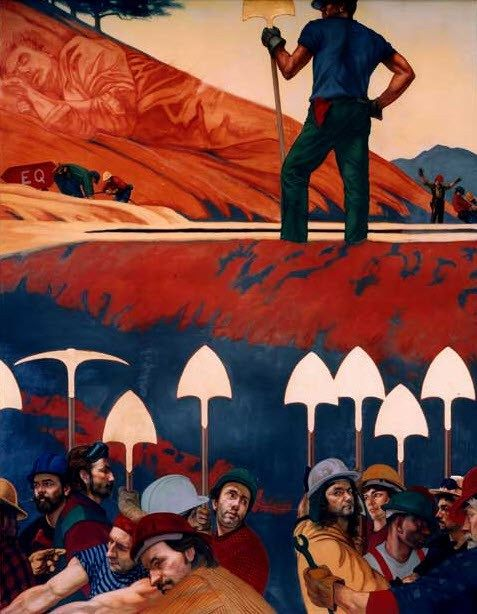 Image result for bank of america murals