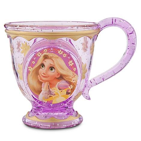 Rapunzel Cup | Drinkware | Disney Store | BABY Ariel ...