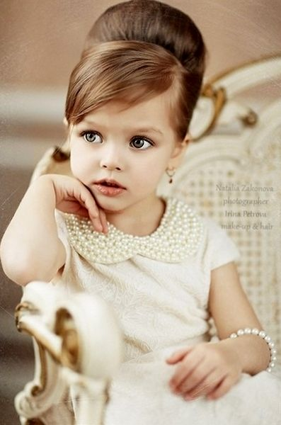 This was originally about beautiful photography, but all I can think is that awkward moment when this child is prettier than everyone.