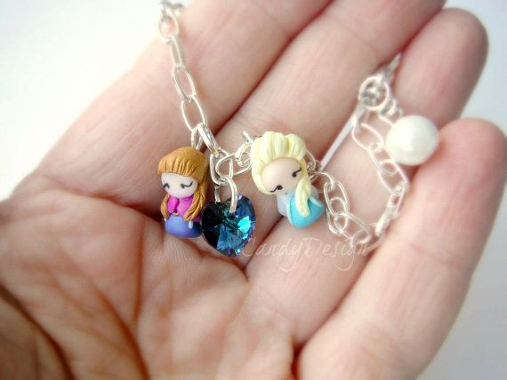 Hey, I found this really awesome Etsy listing at https://www.etsy.com/listing/199871504/anna-and-elsa-bracelet-inspired-by-the