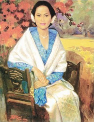 Barli Sasmitawinata - Potret Dhanny Dahlan