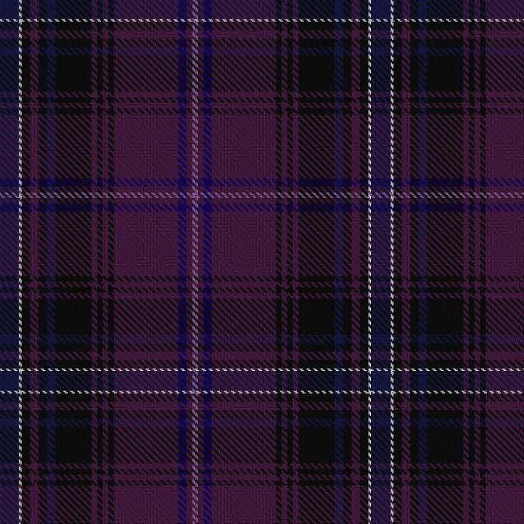 Tartan image: Passion of Scotland Purple