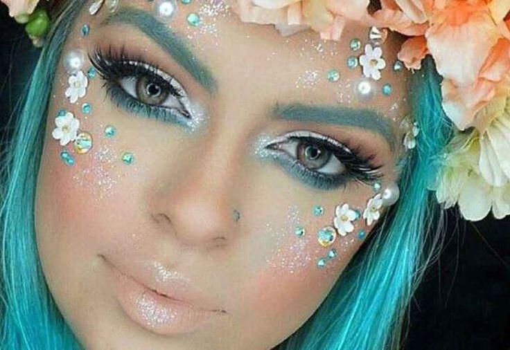 ideas de maquillaje fantasia