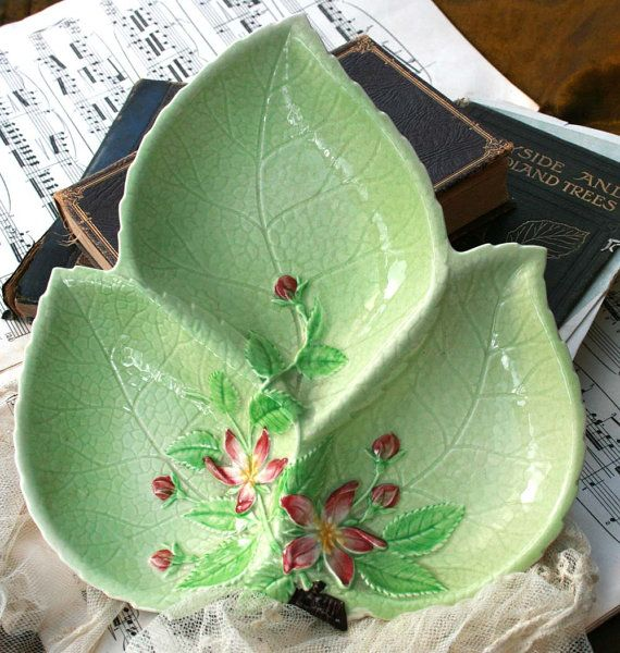 1930's Carltonware England Apple Blossom by youruniquescrapbook, £45.00