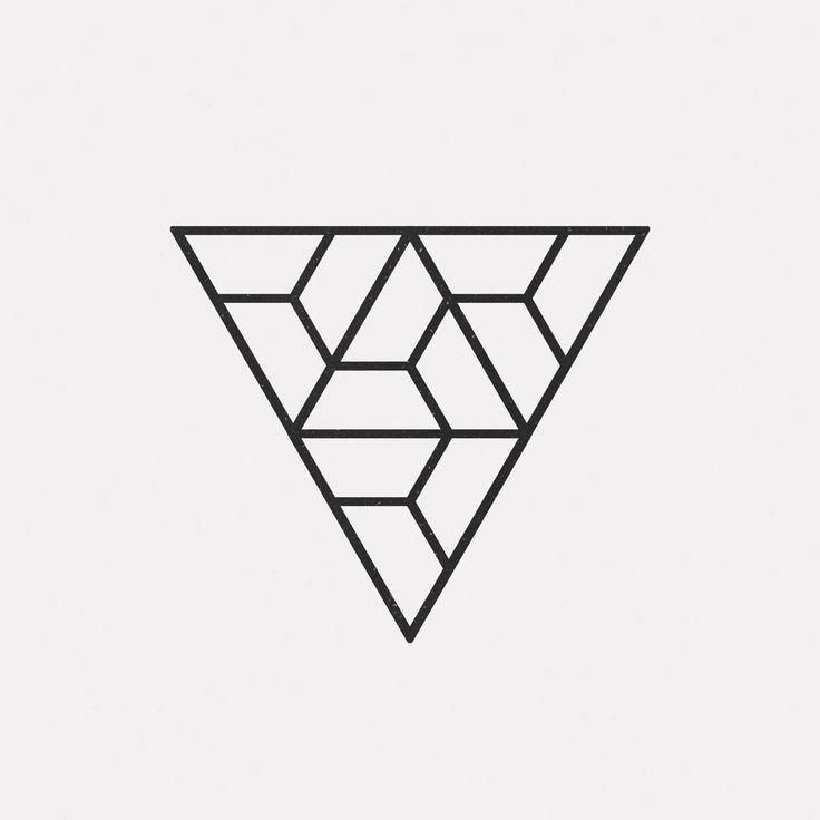#DE15-440   A new geometric design every day