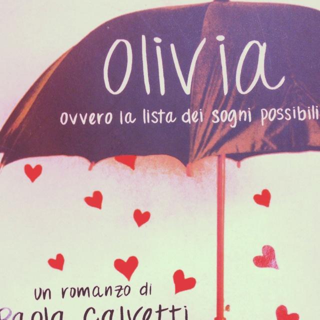 Un #libro da leggere #olivia ovvero la lista dei sogni possibili #book