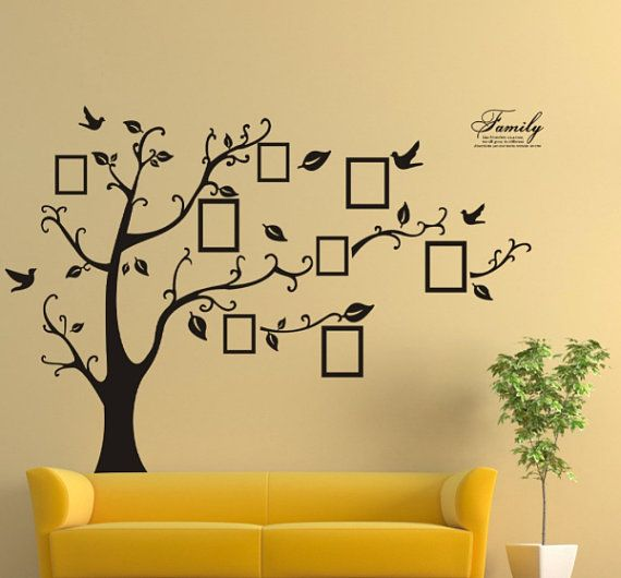 331 best images about ideas on pinterest woods lost With best brand of paint for kitchen cabinets with family tree sticker wall art
