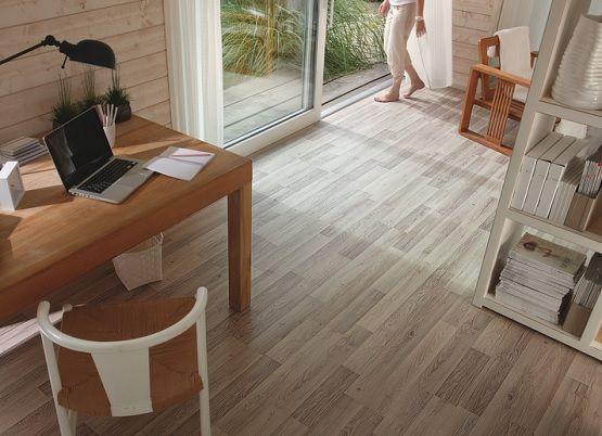 Vintage style tarkett laminate flooring
