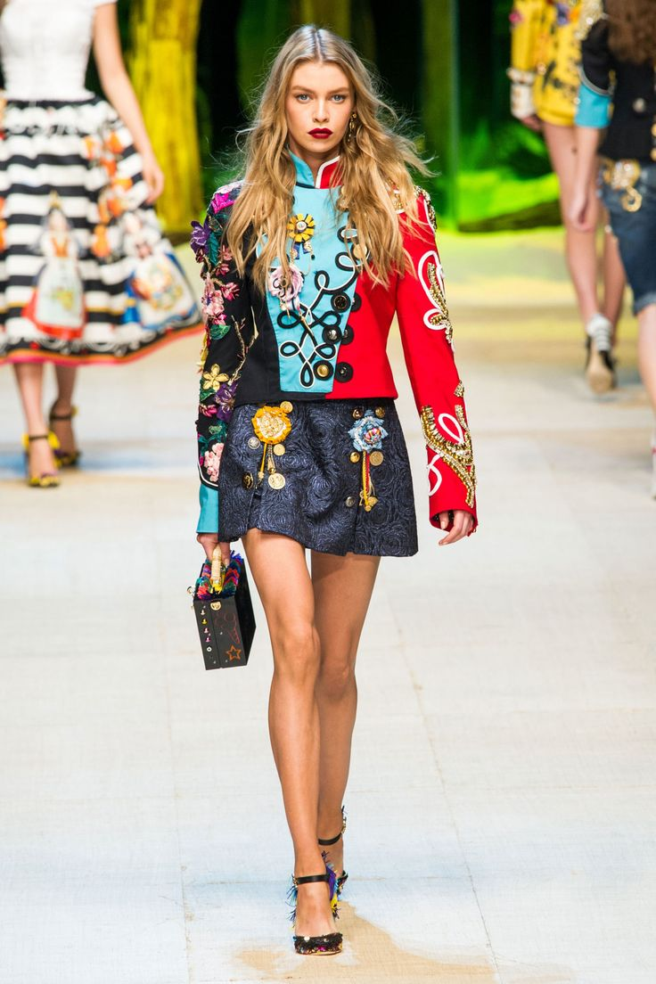 Milan Fashion Week: Dolce & Gabbana