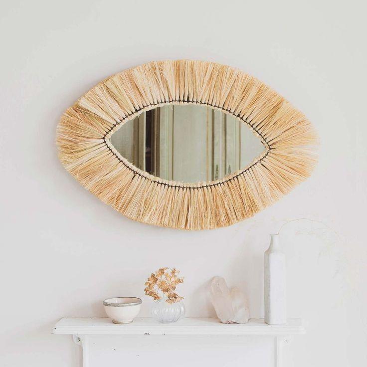Mirror ideas for your bathroom in 2020 oval mirror diy