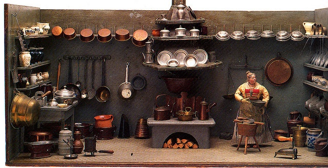 Nuremberg Kitchen | Dollhouses & miniatures 1 | Pinterest