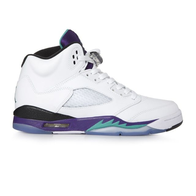 Jordan Air Jordan 5 Grape Womens