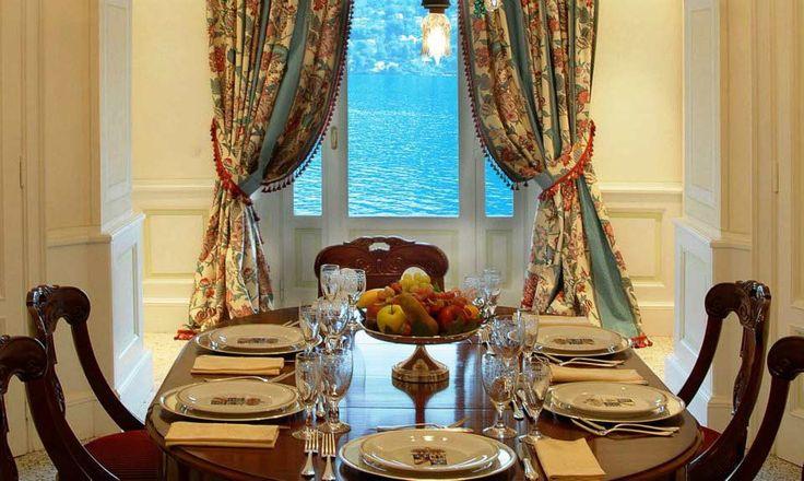 Gh Villa d'Este - Villa Cima and Villa Malakoff - Classic Luxury - Dotti Interior Decoration
