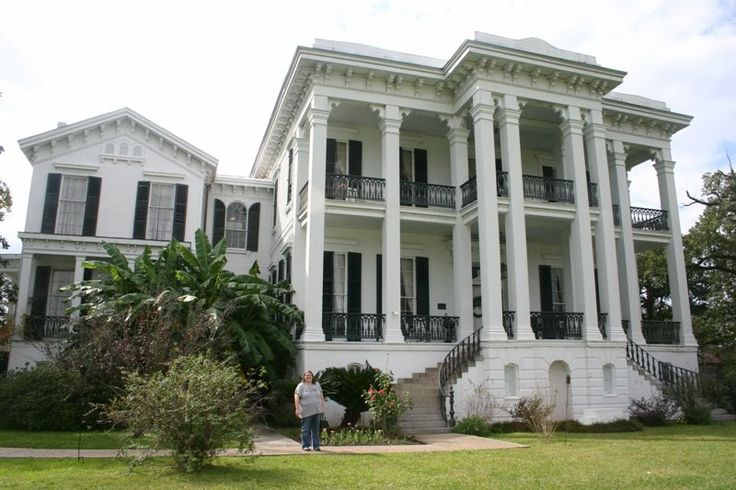 199 best images about haunted houses places on pinterest for Southern homes louisiana