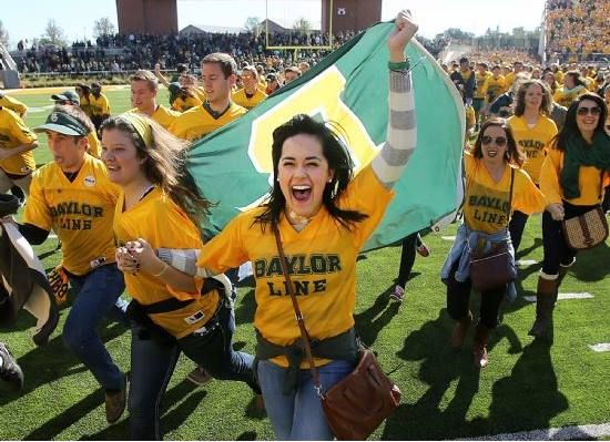 The Do's And Don't's For Baylor Freshmen, by Baylor student Scott Visy