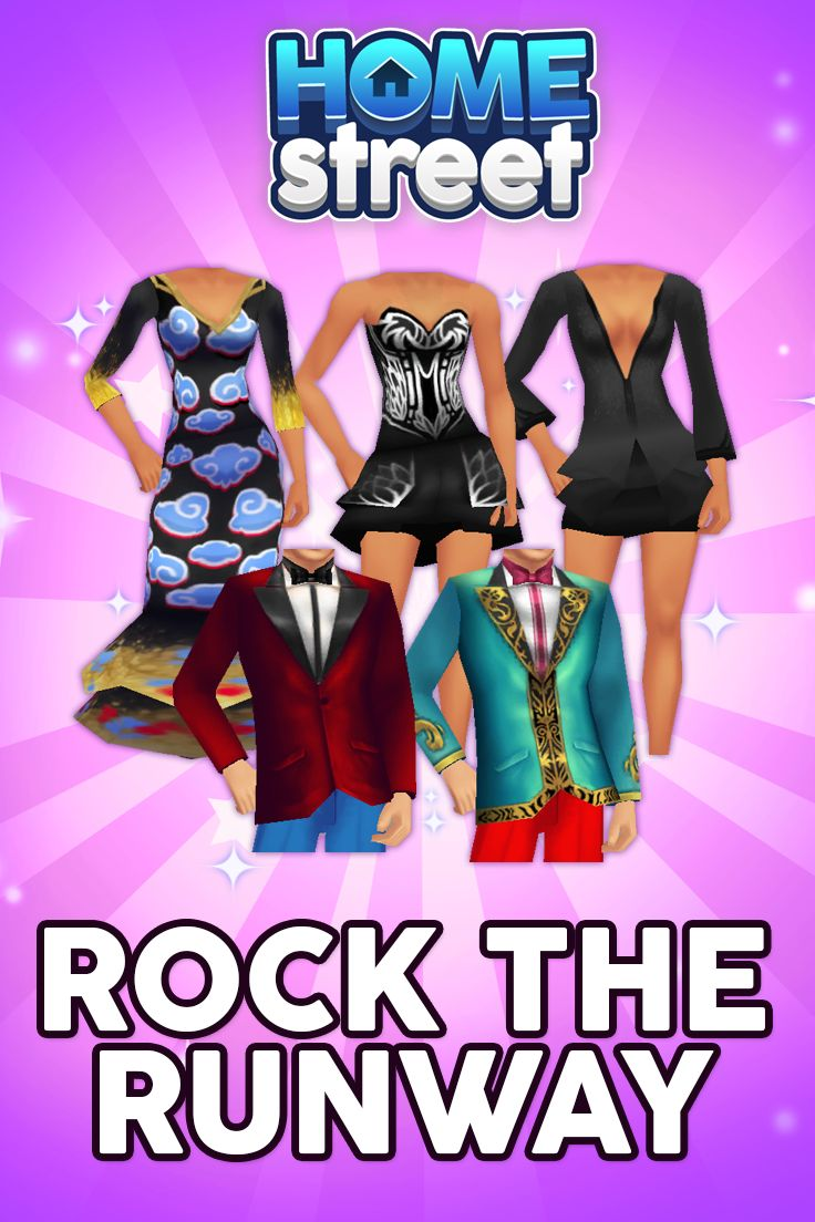 NEW Designer Clothing items available in the wardrobe now! What's your favorite new avatar item?