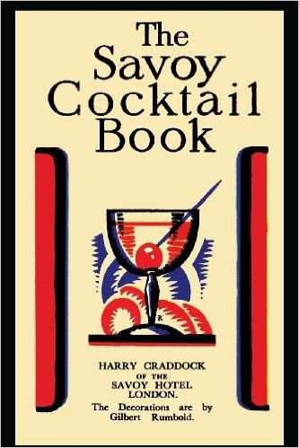 The Savoy Cocktail Book: Harry Craddock: 9781614274308: Amazon.com: Books