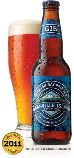 Granville Island Brewing is bringing the West Coast to Hart House. Their English Bay Pale Ale's caramel malt flavours pair well with grilled meats... can't wait to test that theory!