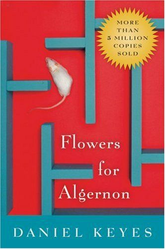 a review of the science fiction novel flowers for algernon Book review: flowers for algernon – by  i can definitely understand why this novel by  flowers for algernon is a science fiction read with a.